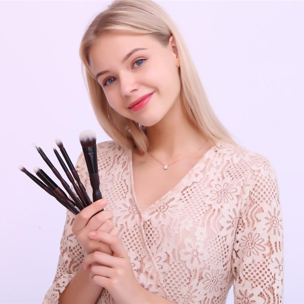 [해외]10pcs  Makeup BrushesPU Case /10pcs  Makeup BrushesPU Case