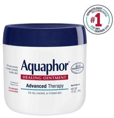 [해외] Aquaphor Healing Ointment,Advanced Therapy Skin Protectant  396g / Ounce (Pack May Vary)/ Aquaphor Healing Ointment,Advanced Therapy Skin Protect