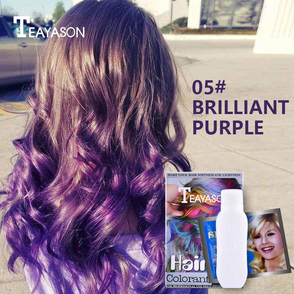 [해외]Hair color wax cream waterproof long lasting for a month hair styling green purple white Permanent Hair Dye Color cream AM071/Hair color wax cream