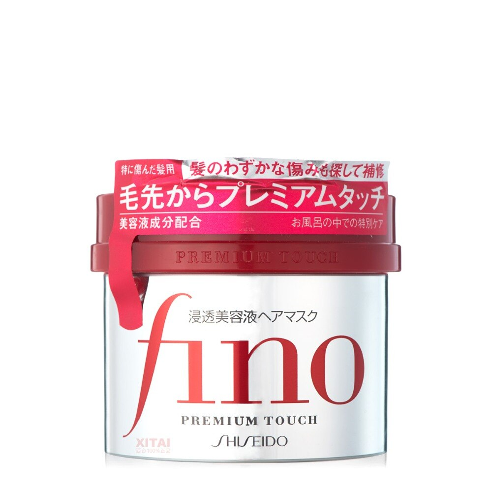 [해외]Shisei do Fino Premium Touch Hair Mask 230g/Shisei do Fino Premium Touch Hair Mask 230g