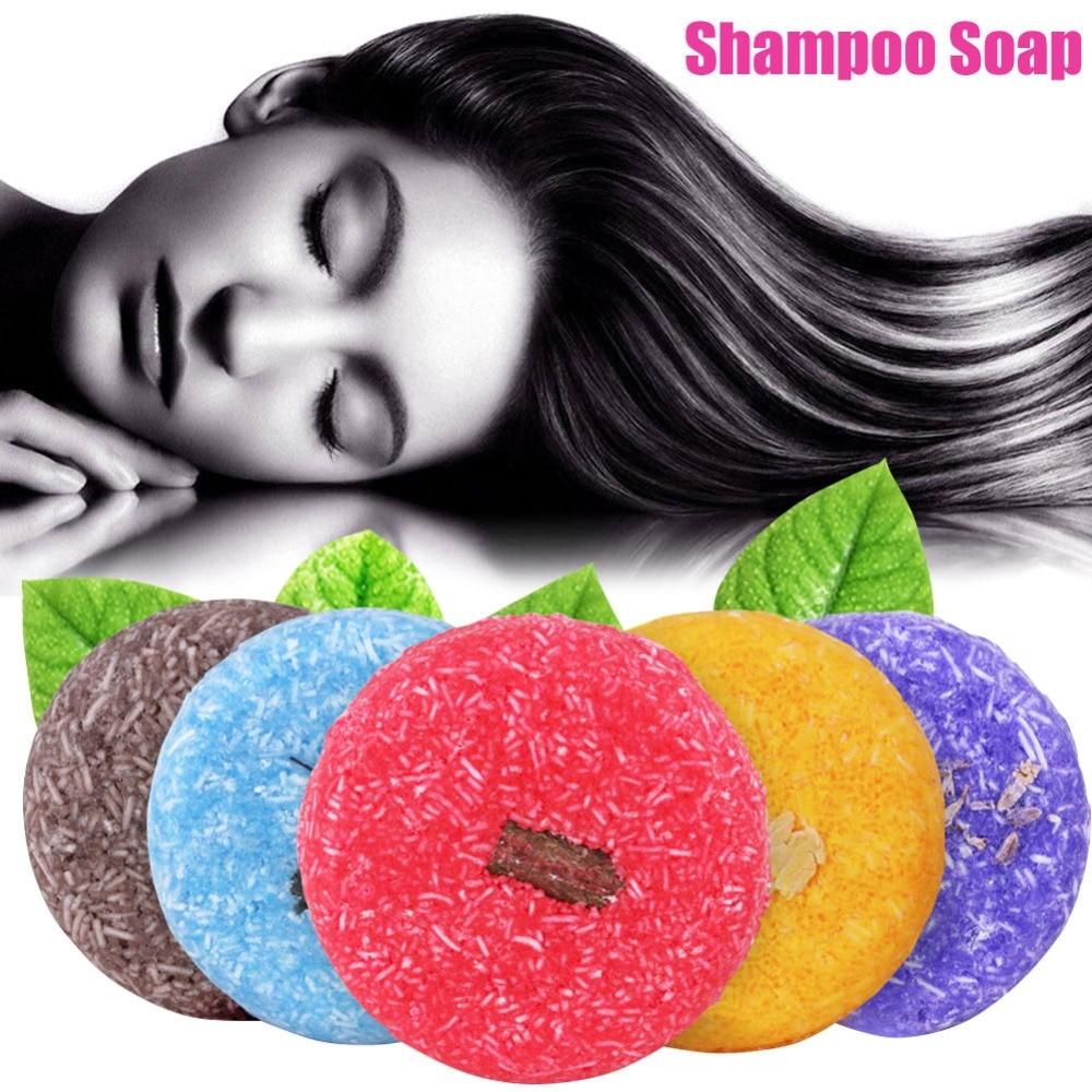 [해외]Fragrance Shampoo Soap Hair Care Nourishing Anti Dandruff Oil Control Handmade Natural Soaps Hair Cleaning Shampoo Soaps/Fragrance Shampoo Soap Ha