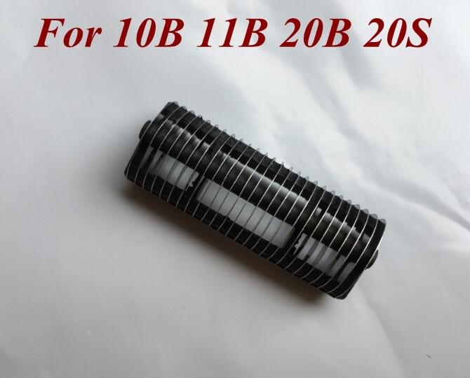 [해외]1Pcs Replace 11B 10B 20B 20S Cutter Set for Braun Shaver CruZer1/2/3/4 2838 2675 2775 2776 2864 2865 2866 2874 2876  2838 2778 /1Pcs Replace 11B 1