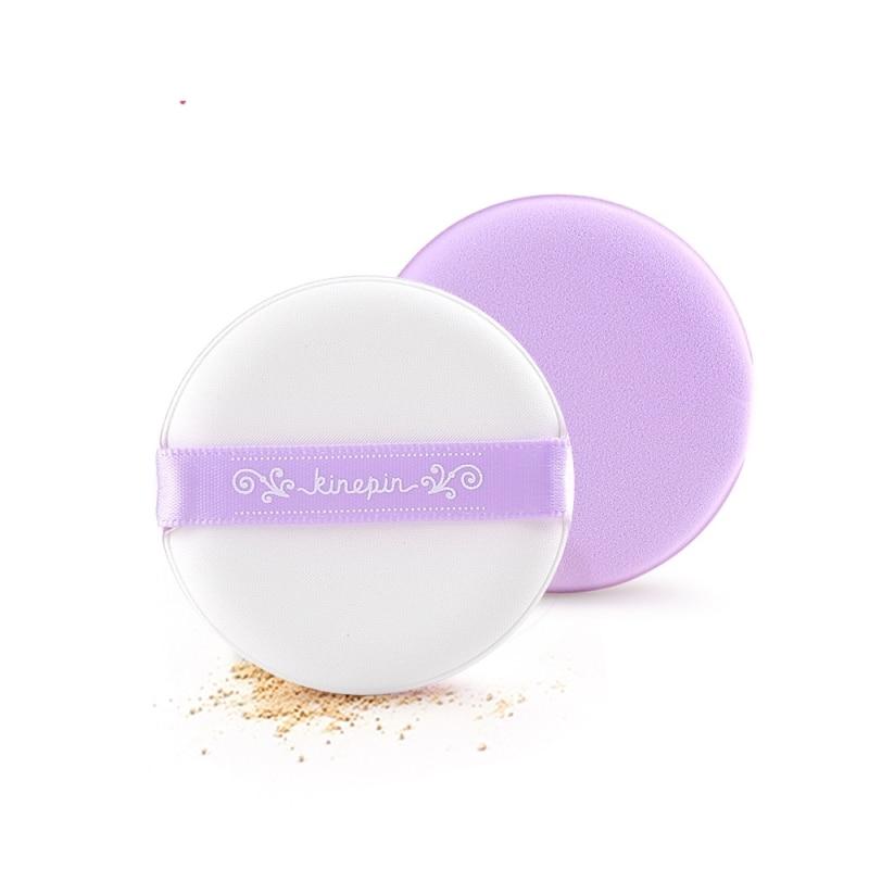 [해외]2pcs 벨벳 솔프 메이크업 파우더 퍼프 페이스 메이크업 에어 쿠션 스펀지 화장 파우더 뷰티 툴 스펀지 미끄럼 방지/2pcs Velvet Solf Makeup Powder Puff Face Make Up Air Cushion Sponge Cosmetic Foun