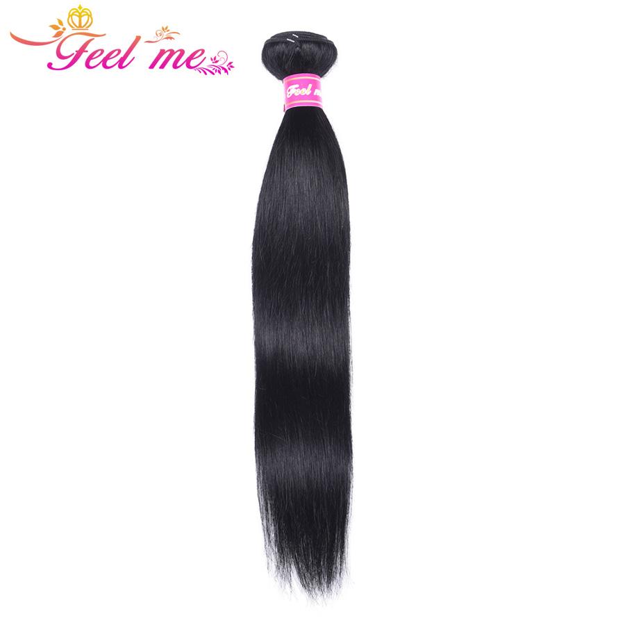 [해외]필로드 날 인도 스트레이트 헤어 번들 1 제트 블랙 인모 헤어 번들 헤어 스킨 10-26inch Pre-Colored Hair Extension Non Remy/Feel Me Indian Straight Hair Bundles 1 Jet Black Human H