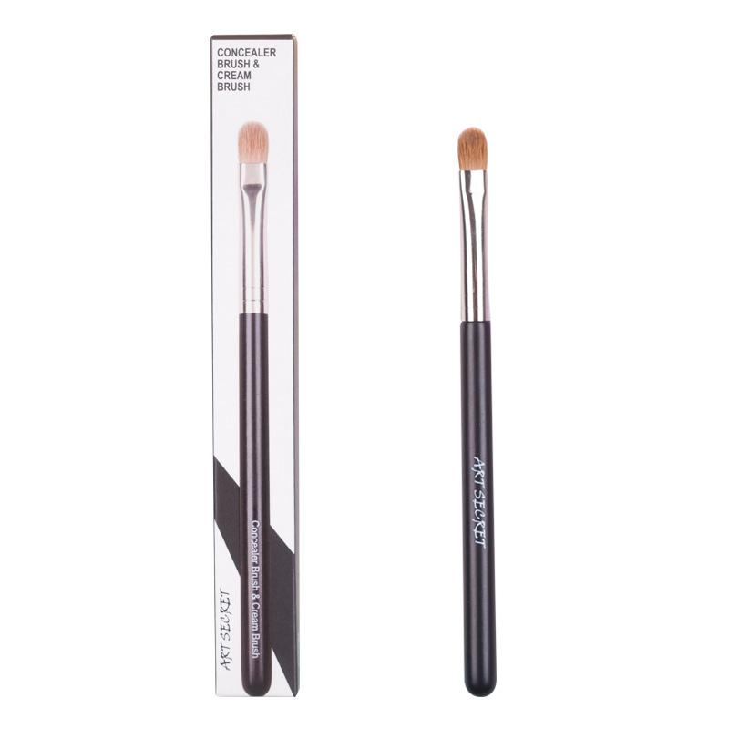 [해외]Artecret SM23 Professional Concealer 브러쉬 소프트 세블 헤어 메이크업 브러쉬 크림 화장품 브러쉬/Artsecret  SM23  Professional Concealer Brush Soft Sable Hair Makeup Brush