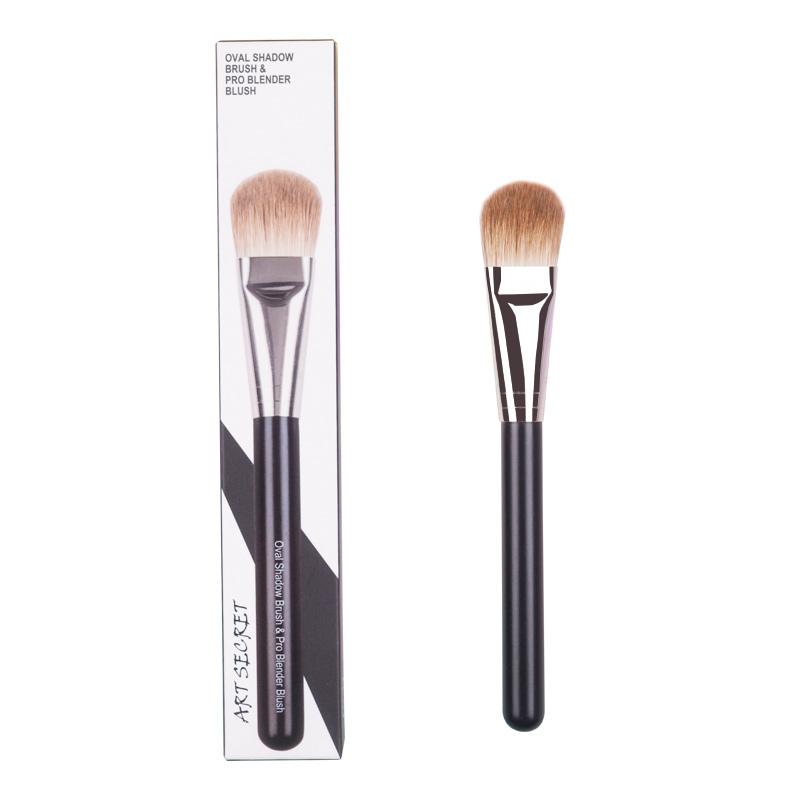 [해외]Artecret SM24 타원형 섀도우 브러시 세이 블 헤어 혼합 전문 메이크업 브러쉬 화장품 도구에 대 한/Artsecret  SM24  Oval Shadow  Brush  For Blending Sable Hair  Professional Makeup Bru