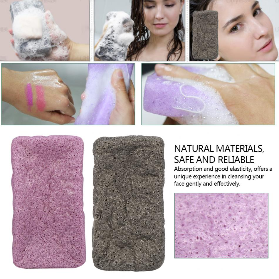 [해외]곤약 바디 워시 스폰지 유기농 부드러운 소프트 바디 바디 워싱 퍼프 스킨 케어 툴 곤약 페이셜 워시 클리닝 퍼프/Konjac Body Wash Sponge Organic Gentle Soft Bath Body Washing Puff Skin Care Tools