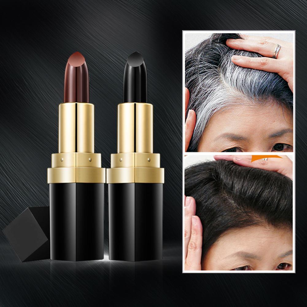 [해외]/1 Pc Portable Temporary Non-toxic Hair Dye DIY Natural Color Correct Hairdressing Pen