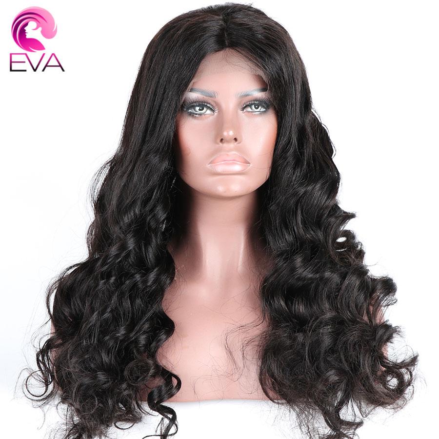 [해외]브라질 느슨한 웨이브 전체 레이스 인간의 머리 WigsBaby 헤어 에바 헤어 레이스가 발 14 & -24 & 레미 인간의 머리카락은 가발 흑인 여성을위한/Brazilian Loose Wave Full Lace Human Hair WigsBaby