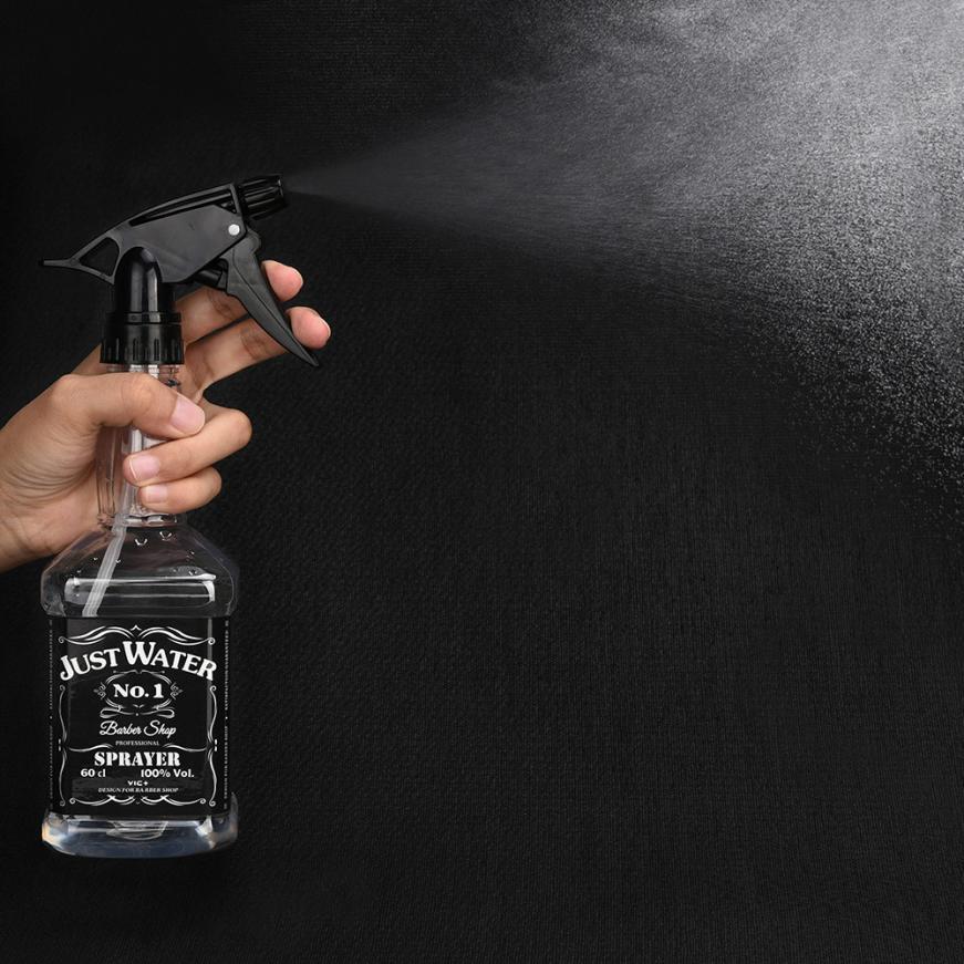 [해외]650ML 미용 스프레이 병 살롱 이발 헤어 도구 물 스프레이 헤어 스프레이 흰색 2U0412/650ML Hairdressing Spray Bottle Salon Barber Hair Tools Water Sprayer hair sprays White 2U041
