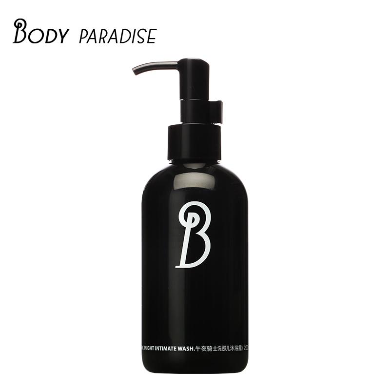 [해외]바디 파라다이스 다크 나이트 인 티메이트 워시 200ml/Body Paradise Dark Knight Intimate Wash,200ml