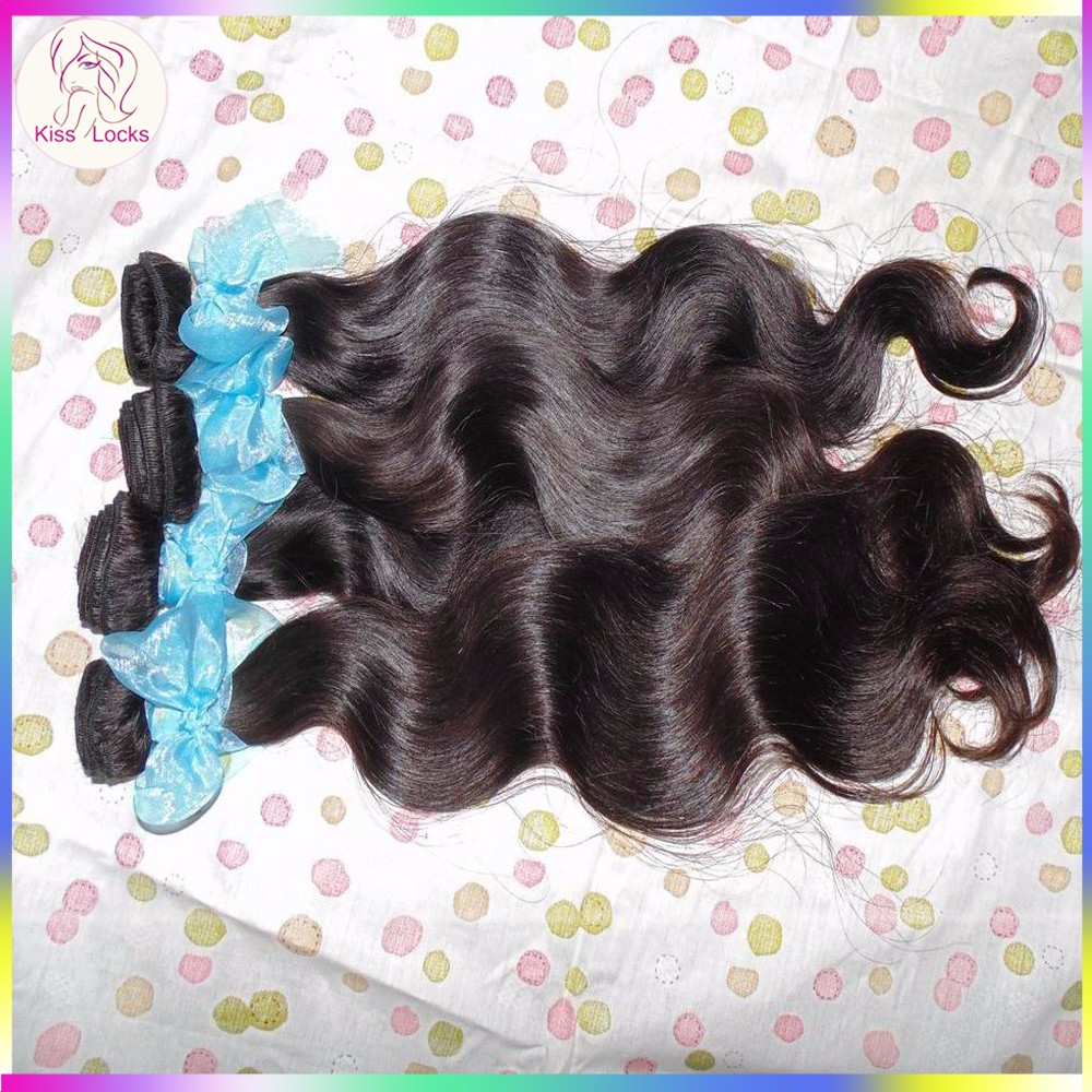 [해외]2017 러시아 버진 인간의 머리 처리되지 않은 바디 웨이브 확장 시스템 Wefted 더블 Wefts 5 번들 거래/2017 New Arrival Russian Virgin Human Hair Unprocessed Body Wave Extensions Machi