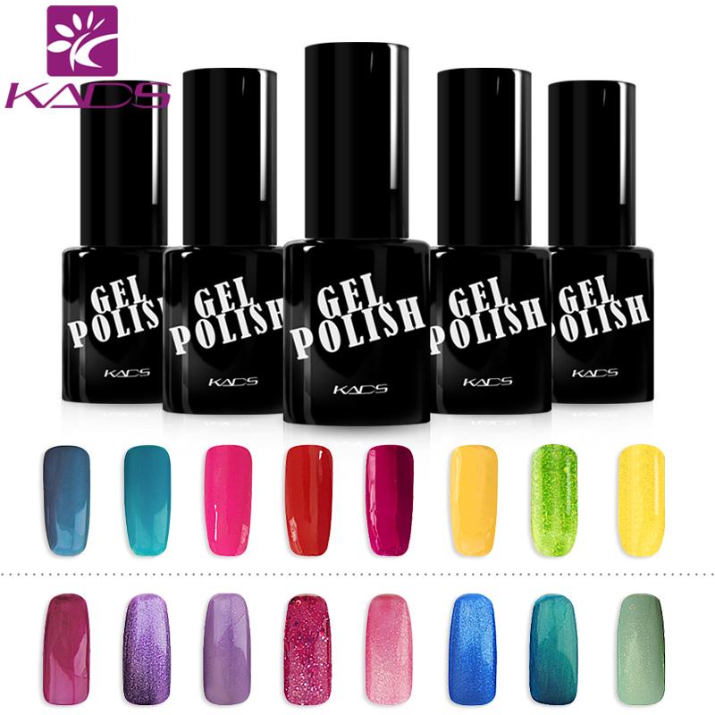[해외]KADS 9.5ml UV 젤 매니큐어 매니큐어 DIY 네일 아트 네일 젤 오래 지속 젤 폴란드어 UV LED 젤 폴란드어 반 영구 바니쉬/KADS 9.5ml UV Gel Nail Polish Manicure DIY Nail Art Nail Gel Long-las