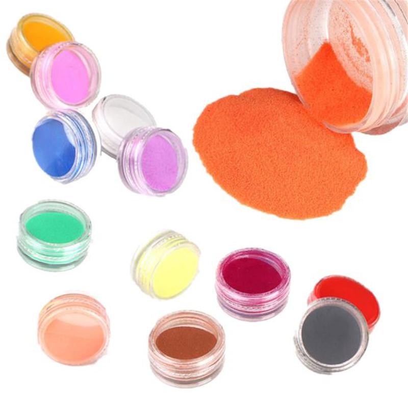 [해외]12 색상 아크릴 조각 파우더 먼지 UV 젤 디자인 3D 팁 장식 매니큐어 네일 아트 2017 Hot 제품 b/12 Colors Acrylic Carving Powder Dust UV Gel Design 3D Tips Decoration Manicure Nail