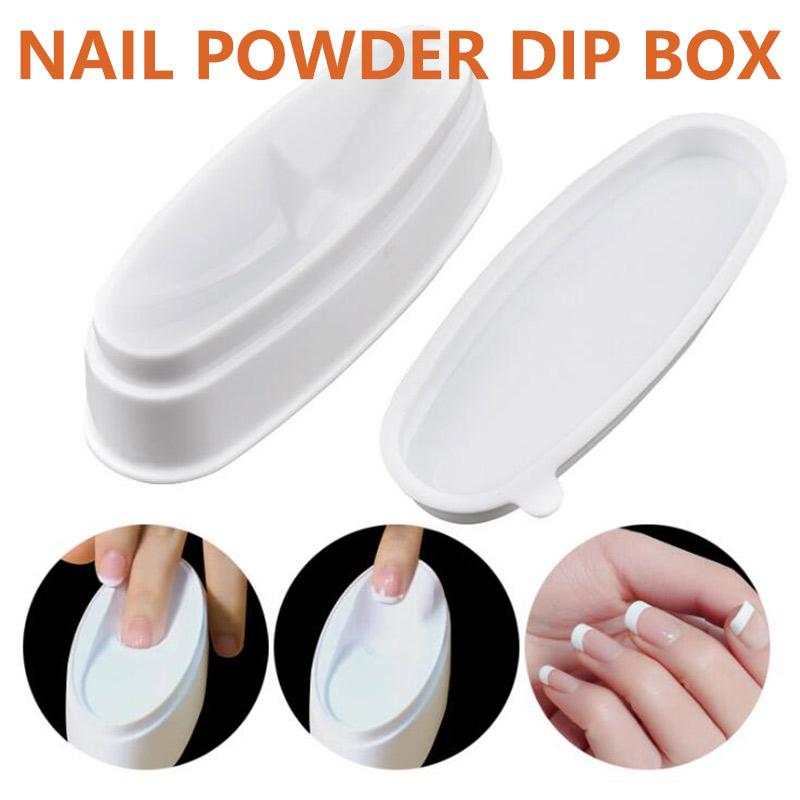 [해외]네일 디핑 파우더 박스 아크릴 파우더 네일 아트 용 상자 홀더/NAIL DIPPING POWDER BOX DIP BOX HOLDER FOR ACRYLIC POWDER NAIL ART