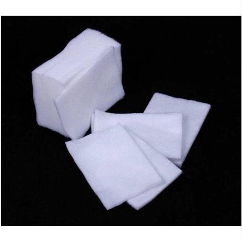 [해외]900pcs / bag 매니큐어 리무버 잎사귀 손톱 깨끗한 잎사귀 목화 린트 패드 종이 매니큐어 젤 매니큐어 손톱 손톱 용 물티슈/900pcs/bag Nail Polish Remover Wipes Nail Clean Wipes Cotton Lint Pads Pa
