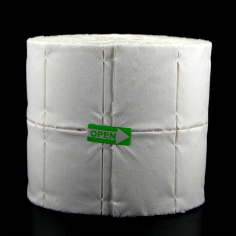 [해외]로잘린 뉴 1 다스 매니큐어 리무버 코튼 패드 화이트 닦기 팁 클리너 리무버 종이 매니큐어 네일 아트 도구/Rosalind New 1 Dozen  Nail Polish Remover Cotton Pads White Wipe Tips Cleaner Remover