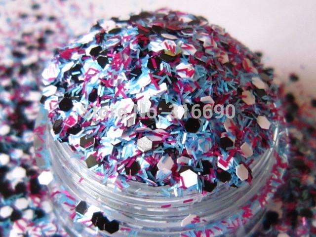 [해외]못 반짝이 믹스 G333/nail glitter mix  G333