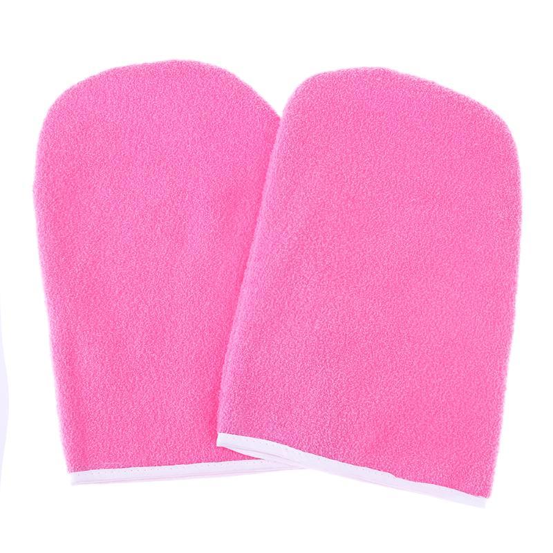 [해외]따뜻한 왁스 히터에 대 한 1pair 파라핀 왁 스 보호 손 장갑 전문 미니 스파 코 튼 장갑/1pair Paraffin Wax Protection Hand Gloves for Warmer Wax Heater Professional Mini SPA Cotton