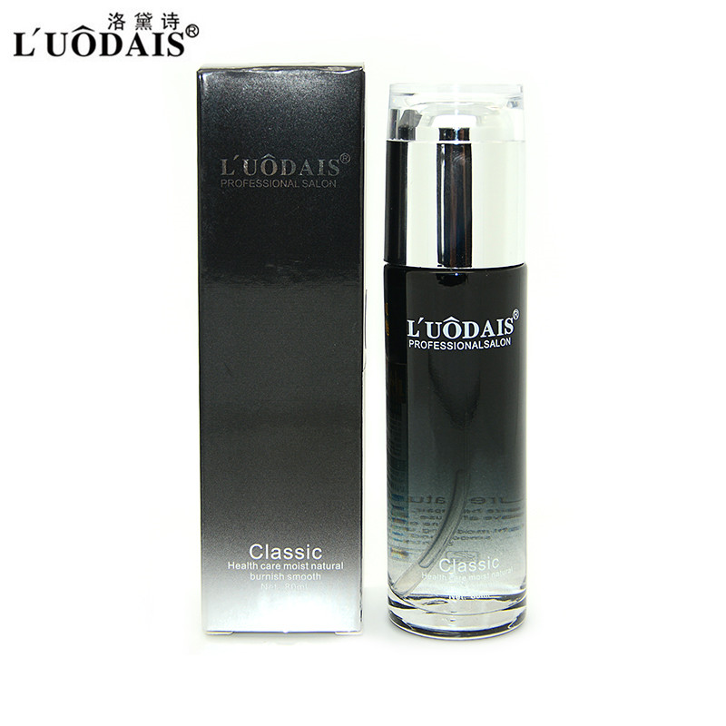[해외]?80ml LUODAIS 헤어 케어 세트 향수 헤어 오일 Argan 오일 Hidratante Para Cabelo for Dry 손상된 모발 관리/ 80ml LUODAIS Hair Care Sets Perfume Hair Oil Argan Oil Hidratan