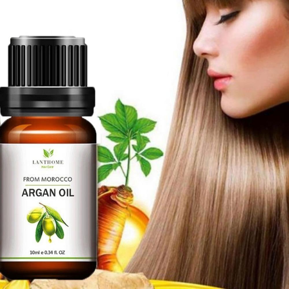 [해외]모로코 아르간 오일 10ml 모이스춰 라이징 모발 건조한 모발 손상된 유지 보수 UV 보호 부드럽고 반짝이는 모발/10ml Morocco Argan Oil Pure Natural Moisturizing Dry Hair Damaged Maintenance UV P