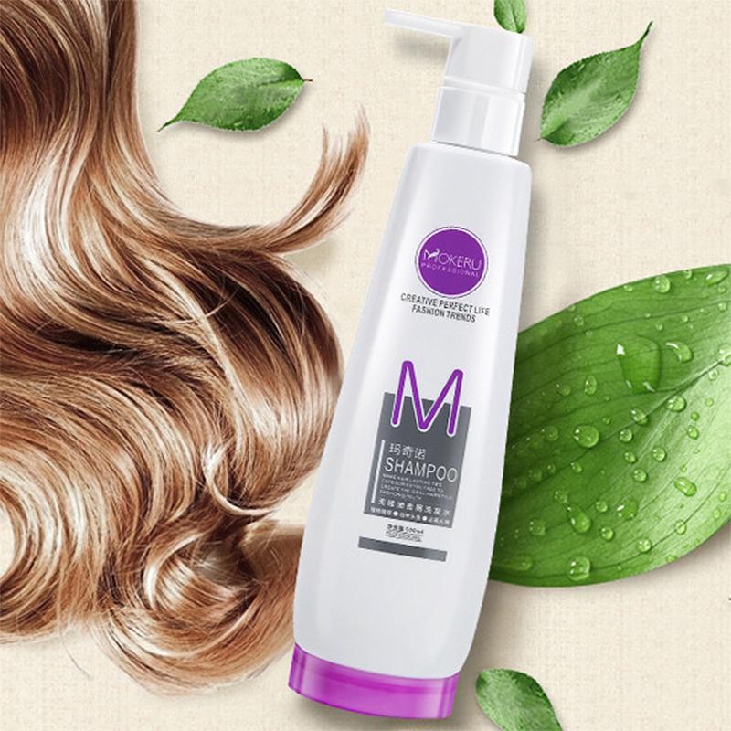 [해외]1pcs 500 ml Professional Hair Care Nourishing 안티 비듬 샴푸 Frizz Silicone Free Oil Shampoo/1pcs 500ml Professional Hair Care Nourishing Anti Dandruff