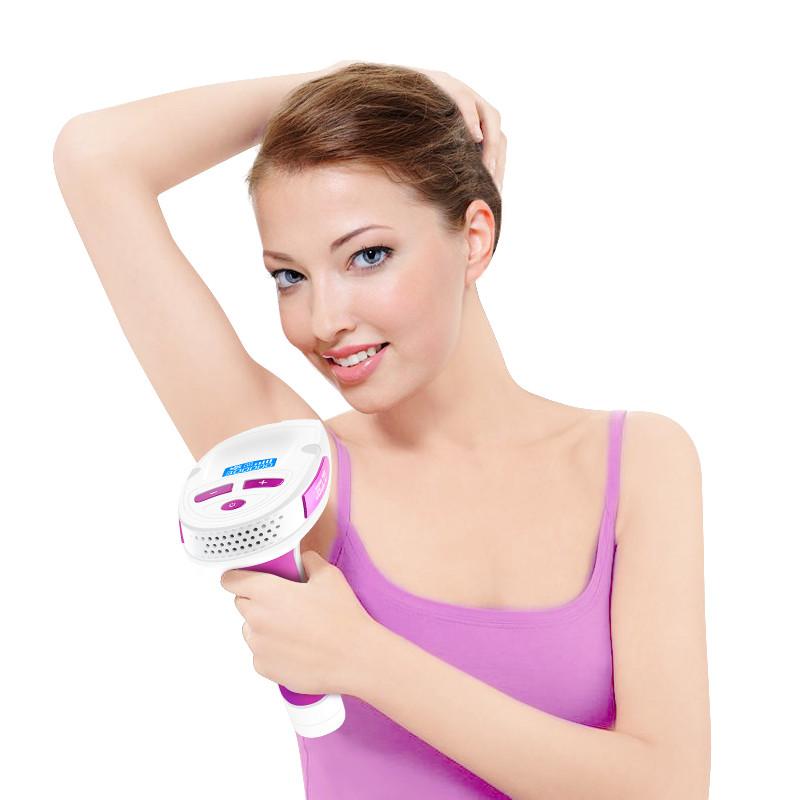 [해외]영구 레이저 제모 IPL 제모 300,000 펄스 가정용 무력 레이저 제모기 LCD 디스플레이/Permanent Laser Hair Removal IPL Hair Removal 300,000 Pulses Home Use painless Laser Epilator