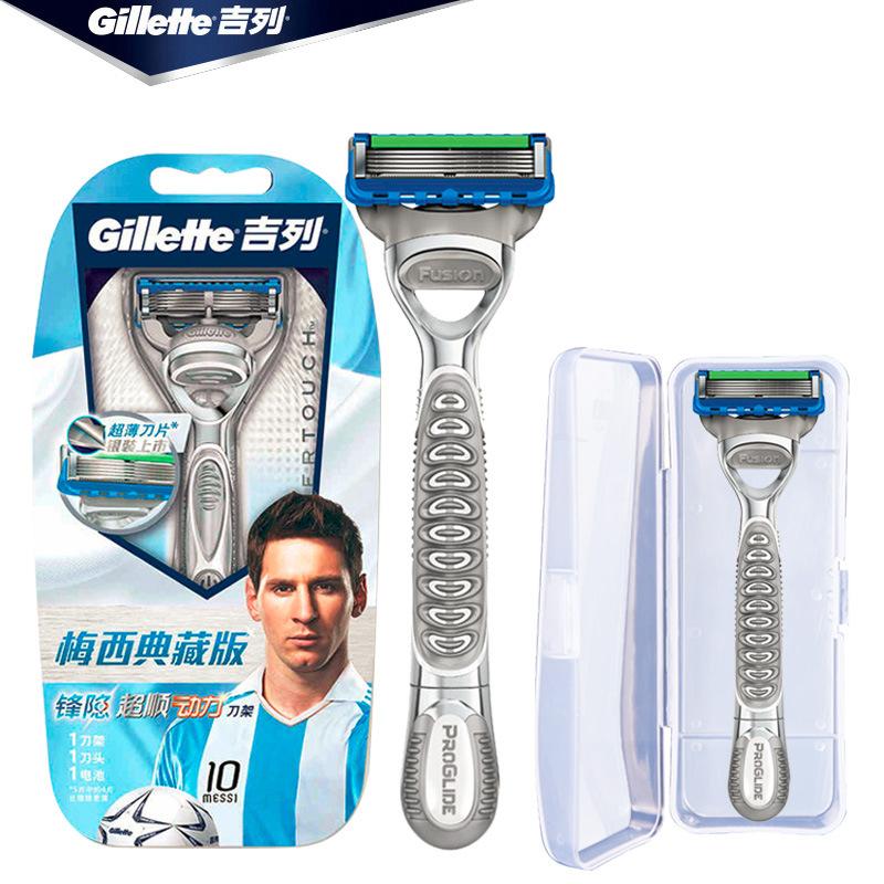 [해외]질레트 퓨전 프로 글라이드 면도기 컬렉션 브랜드 면도기 남성용 면도기 면도기 1holder1 blade/Gillette Fusion Proglide Razors Collections Brand Shaving Machine Washable Shavers for M