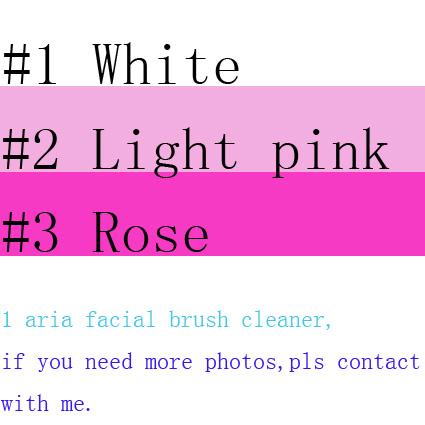 [해외]?피부 청소기 아리 얼굴 음파 클렌징 브러시 깊은 모공 청소 전기 얼굴 청소기 청소 도구 / Skin Cleaner Ari Face sonic cleansing brush whitening deep pore-cleaning electric facial clean