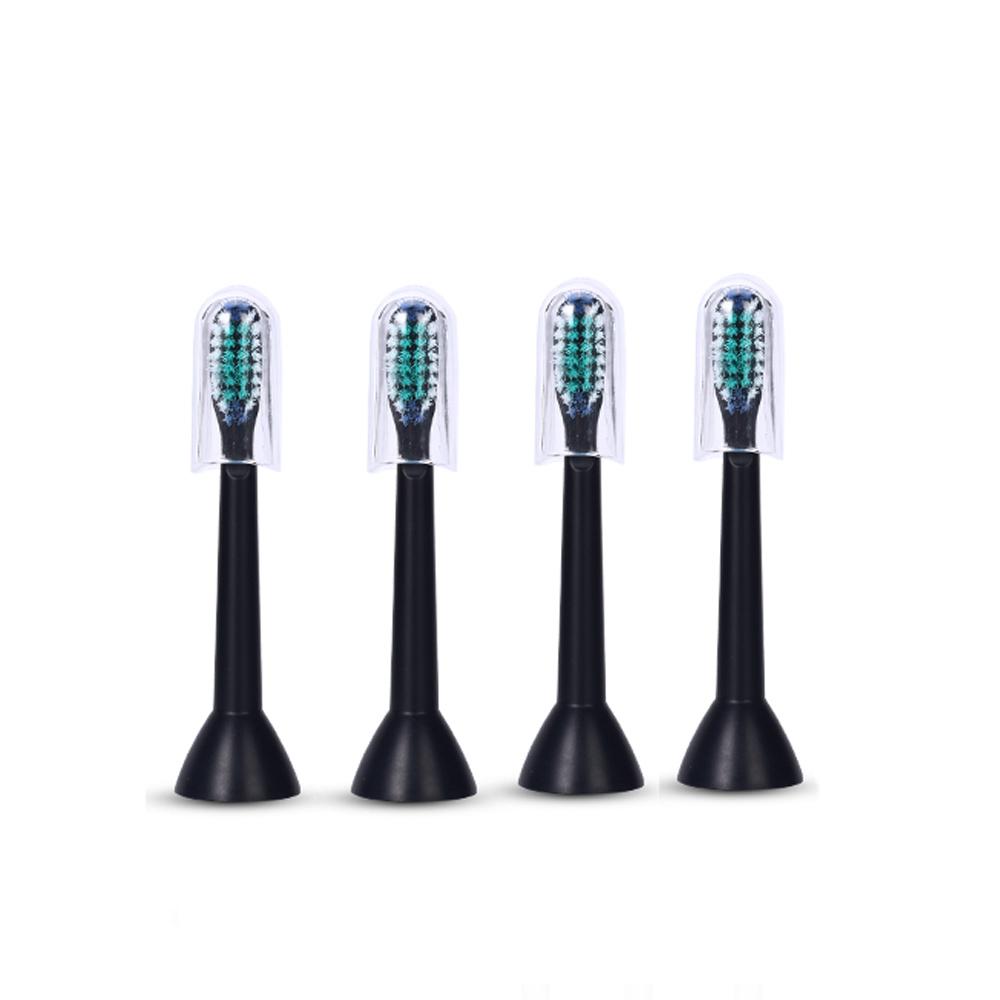 [해외]AZDENT AF003 초음파 소닉 전동 칫솔 치아 브러쉬 구강 케어 딥 청소 4 개 / 칫솔 헤드/AZDENT 4 pcs/ Lot Toothbrush Heads for AF003 Ultrasonic Sonic Electric Toothbrush Teeth Br