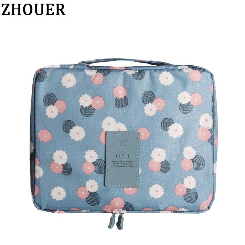 화장품 가방 새로운 패션 여성 전문 방수 여자의 대용량 스토리지 핸드백 여행 세면 용품 메이크업 가방 ll02