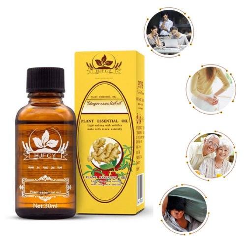 [해외]50pcs / lot 생강 에센셜 오일 100 % 순수 천연 프리미엄 자르지 않는 치료 학년 오일 무료/50pcs/lot Ginger Essential Oil 100% Pure Natural PREMIUM Uncut Therapeutic Grade Oils Fr