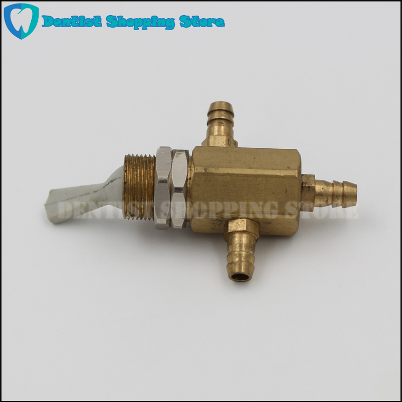 [해외]3Pcs 치과 단위 수원 교환 스위치 밸브 물 조절 치과 재료/3Pcs Dental unit water source Exchange switch Valve Water adjustor dental materials