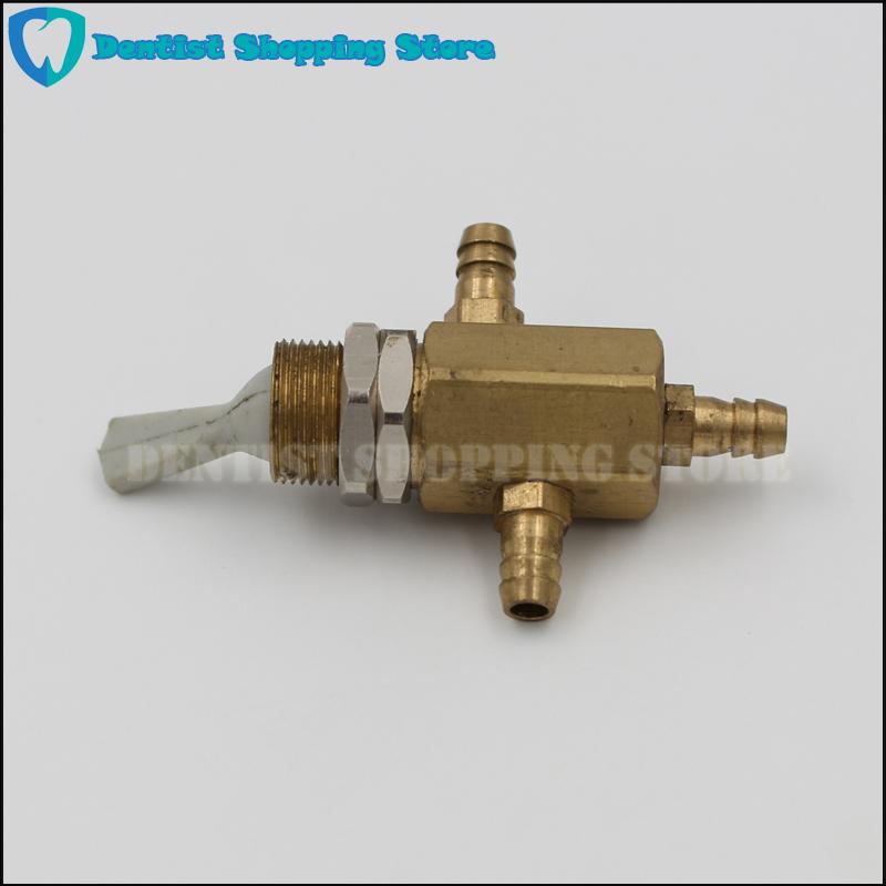 [해외]3Pcs 치과 단위 수원 교환 스위치 밸브 물 조절 치과 재료/3Pcs Dental unit water source Exchange switch Valve Water adjustor dental materials