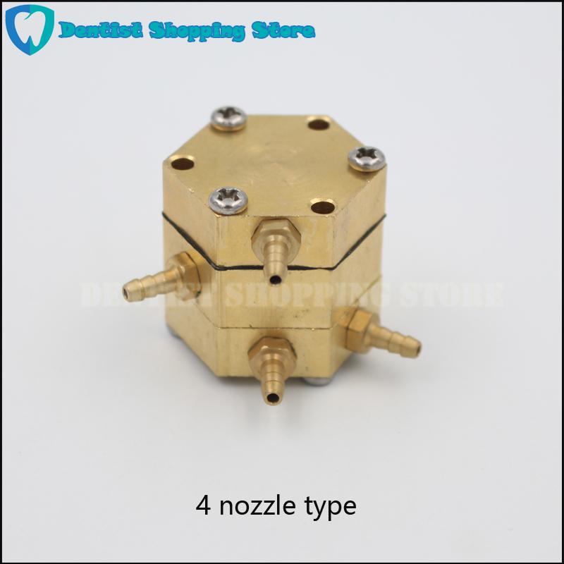 [해외]치과 단일 공기 스위치 압력 물 밸브 치과 단위 예비 부품/Dental Single Air Switch pressure water valve dental unit spare parts