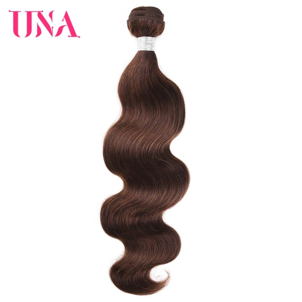 [해외]UNA 브라질 헤어 번들 1 조각 4 브라질 바디 웨이브 비 레미 헤어 위프트 인간 헤어 위브 번들 12-26 인치/UNA Brazilian Hair Bundles 1 Piece 4 Brazilian Body Wave Non-Remy Hair Weft Human