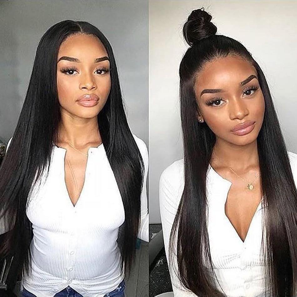 [해외]포커 얼굴 스트레이트 레미 360 레이스 정면 가발 페루 인간의 머리카락 180 밀도 가발 흑인 여성을위한 자연 색상 염료 수 있습니다/포커 얼굴 스트레이트 레미 360 레이스 정면 가발 페루 인간의 머리카락 180 밀도 가발 흑인 여성을위한