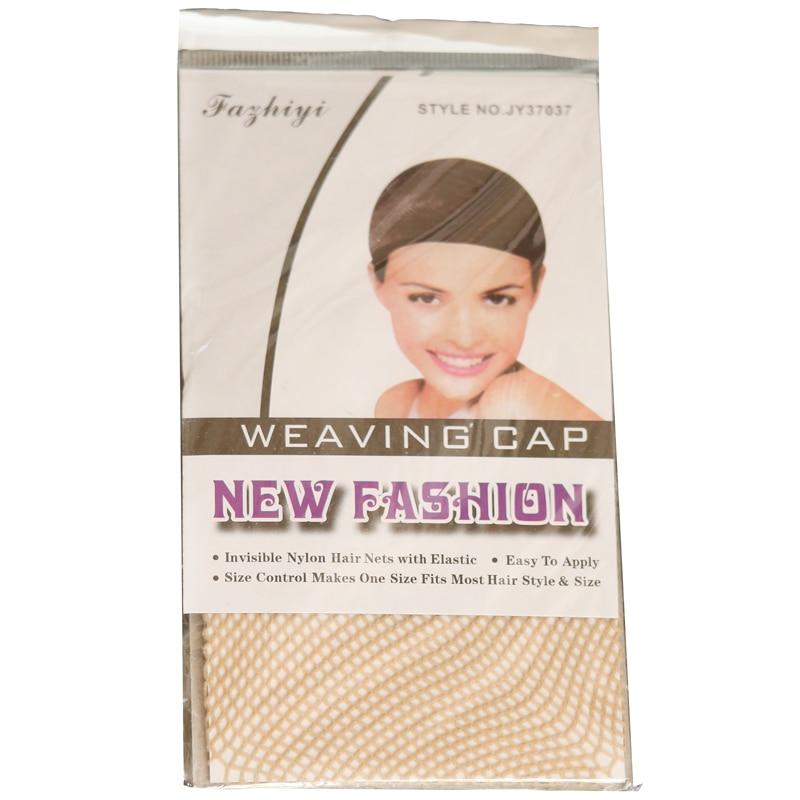 [해외]20 pcs NEW Fishnet Wig Cap Stretchable Elastic Hair Net Snood Wig Cap/ Wig Cap /hair net/20 pcs NEW Fishnet Wig Cap Stretchable Elastic Hair Net S