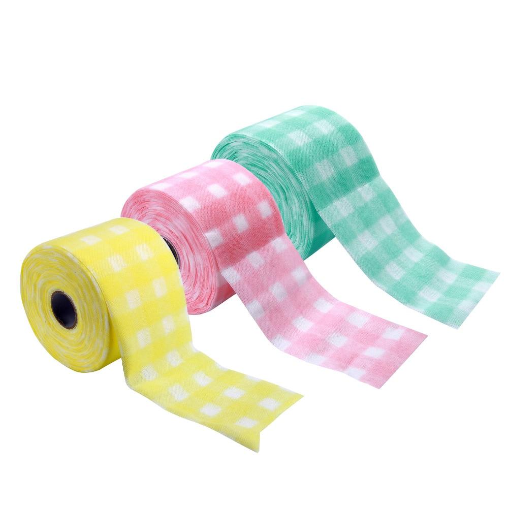 [해외]/1 Roll of 30m Cotton Wipes Pads For Nail Art Polish Acrylic Remover Cleaning
