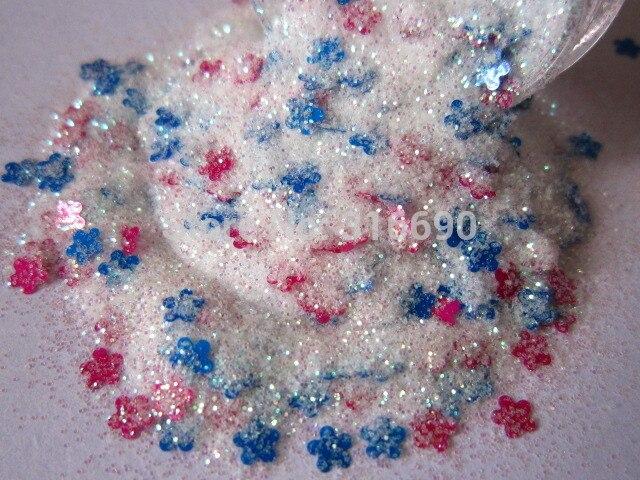 [해외]SOLVENT RESISTANT Glitter mix/SOLVENT RESISTANT Glitter mix